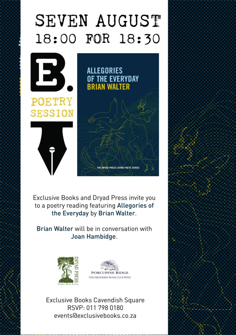 Events - Exclusive Books